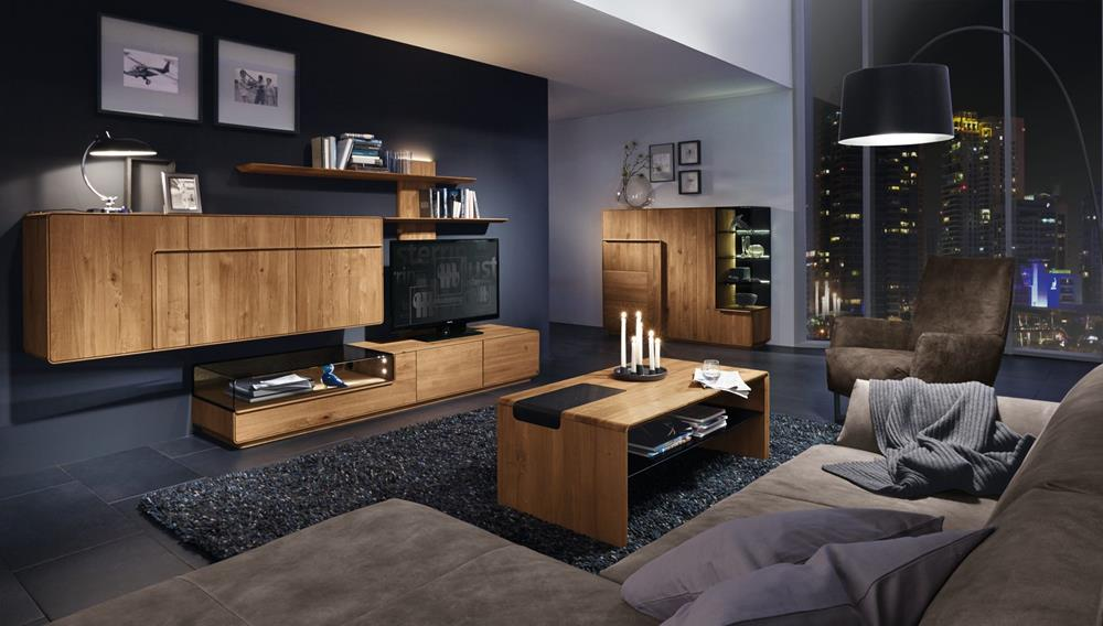 meubles en bois massif contemporains mobilier en ch ne design. Black Bedroom Furniture Sets. Home Design Ideas