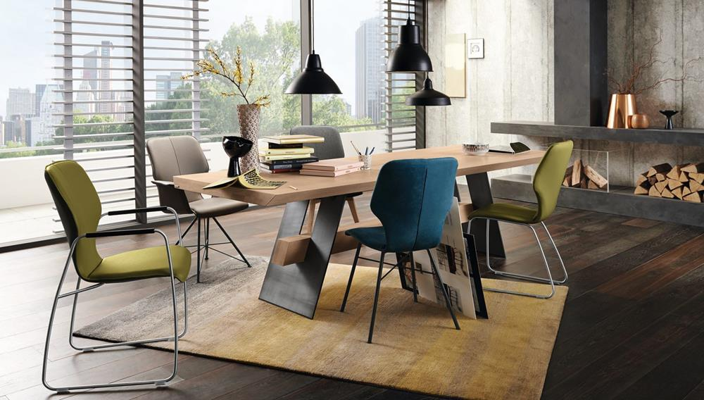 Meubles En Bois Massif Contemporains Mobilier En Chene Design